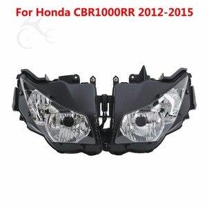 Image 4 - Moto Anteriore Del Faro Della Luce di Montaggio Per Honda CBR CBR1000RR 1000RR 2004 2007 2008 2011 2012 2015