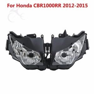 Image 4 - Motosiklet Ön Far Işık Montaj Honda CBR1000RR CBR 1000RR 2004 2007 2008 2011 2012 2015