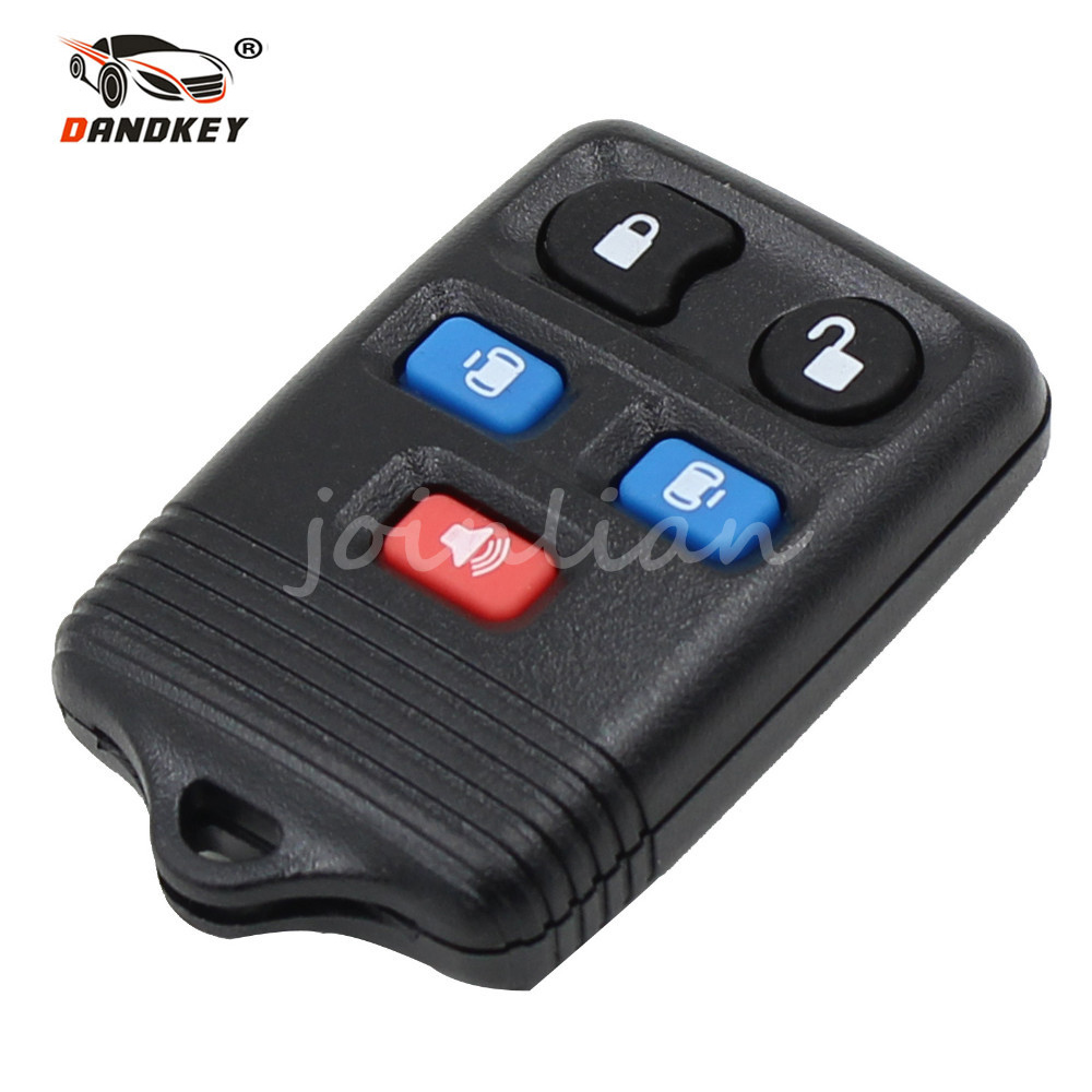 Ford Expedition 2008 For Sale: DANDKEY 5 Buttons Remote Key Case Fob Shell Cover For Ford