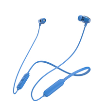 цена на A6 Headphone Bluetooth wireless Earphone Neckband Stereo Music Handsfree Headset With Mic for sport