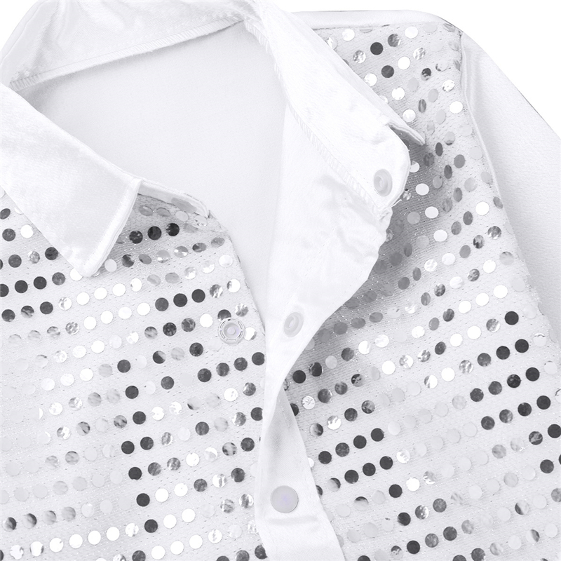 e70d86043 Impreso de Polka Dot camisa de manga larga de los hombres Casual camisas  para hombres Slim