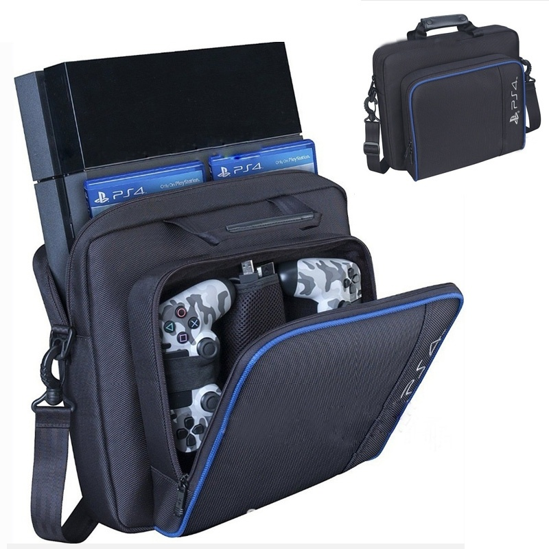 new-travel-carry-protective-shoulder-bags-case-pouch-cover-for-font-b-playstation-b-font-4-ps4-ps4-slim-ps4-pro-console-accessory-bag