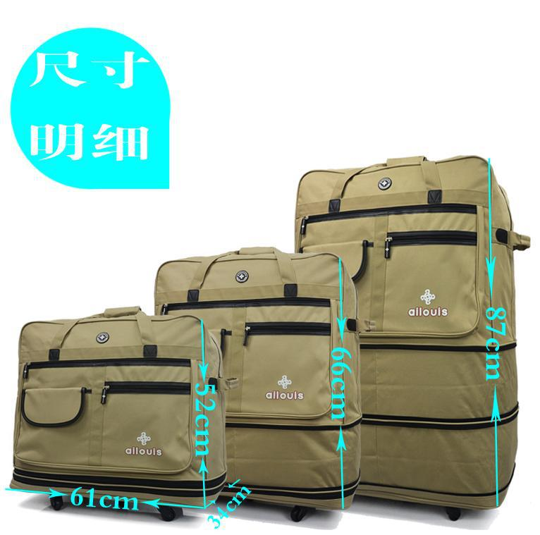 Online Shop Outdoor Lightweight Portable Folding Travel Luggage ...