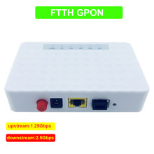 GPON Fiber device to user side ONU FTTO 1GE GPON 1port FTTH ONU ONT Single LAN Port OLT 1.25G Gpon ZTE Chipset Fiber t home FTTB(China)