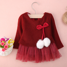 8c14b7063 Buy sweater dress tulle baby and get free shipping on AliExpress.com