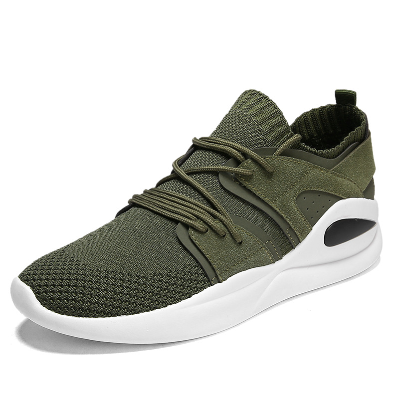 New Arrival Men Running Shoes Breathable Mesh Sneakers Male Sports Shoes Training Running Shoes Trainer Green Zapatillas Hombre bmai sneakers men running shoes 2016 professional conshioning running shoes for men breathable mesh male sports shoes xrmb001