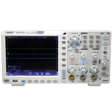 Owin OWON 100 МГц 12 бит с высоким разрешением ADC цифровой осциллограф SPI/I2C/RS232/CAN декодирование XDS2102A
