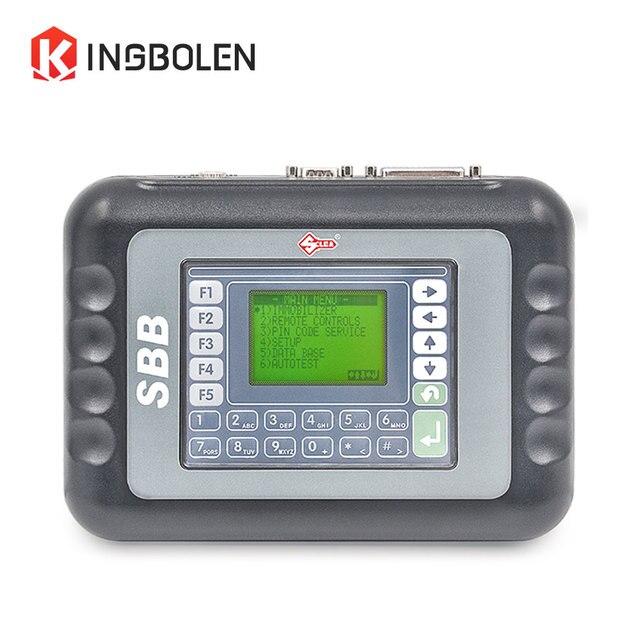 Professional SBB V33.02 Universal Auto Key Programmer Multi-language Silca V33 SBB immobilizer Key Maker Free Shipping