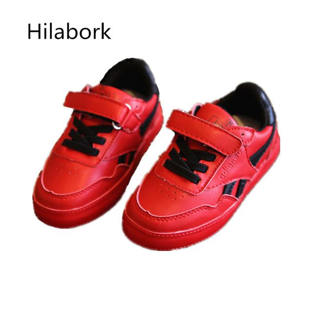 2017 Primavera y Otoño nuevo bebé zapatos niños y niñas 1-3 años de edad de los niños deportes zapatillas de deporte de niño bebé zapatos