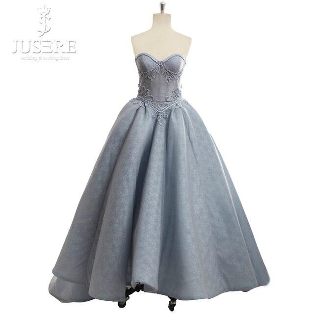2018 Sweetheart Beaded Bodice Prom Dresses