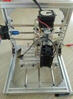 laser engraving machine ,Aluminum profile mini laser engraving machine,ARDUINO for control