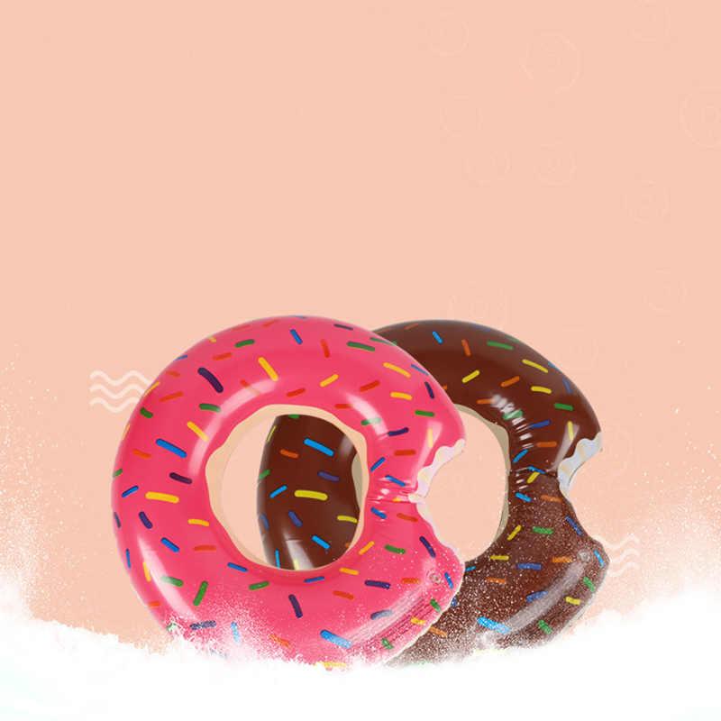 מתנפח צבעוני שחייה טבעת בטוח בריכה לצוף קיץ חיצוני Activitives חוף מסיבת ידידותית לסביבה חמוד ילדים שחייה מעגל