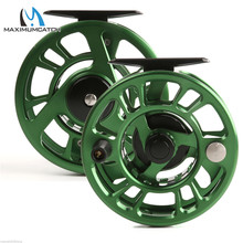 ФОТО free shipping! high quality! nz 7/8wt fly reel cnc machine cut large arbor aluminum fly fishing reel
