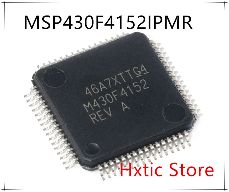 NEW 10PCS LOT MSP430F4152IPMR MSP430F4152 M430F4152 LQFP 64 IC