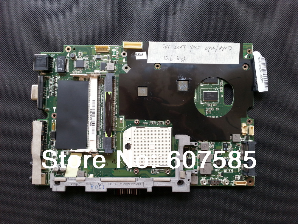 Hot K50AB Laptop font b Motherboard b font Mainboard for ASUS Full testing Free Shipping