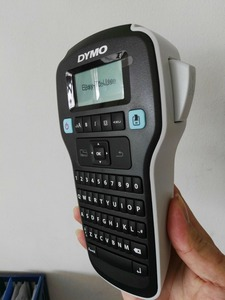 Image 3 - LM 160 English hand held portable label printer LMR 160 stickers label printer LM160 For DYMO LM  160