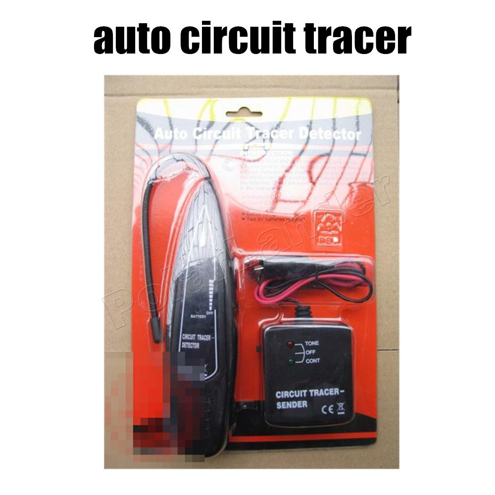 high quality car Automotive open circuit detector auto short-circuit line repai short tester diagnostic tool tracer tester