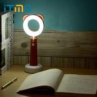 ITimo LED Desk Light Pet Shape Table Lamp Night Light Book Reading Light For Student Childrend