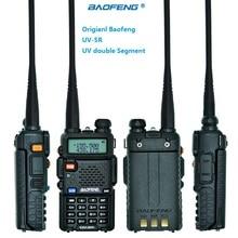 Original baofeng uv-5r Dual Band walkie talkie hf transceiver cb radio comunicador 128CH FM handheld two way radio BAOFENG UV-5R