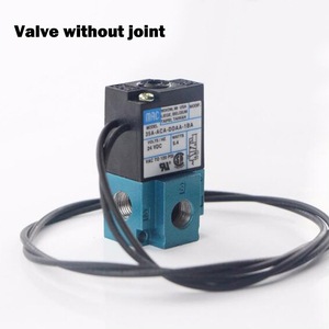 """Image 2 - 1/8"""" DC12V 5.4W Mac 35A Type High Frequency Solenoid Valve 35A ACA DDBA 1BA for Dispenser Marking Dispensing Machine"""