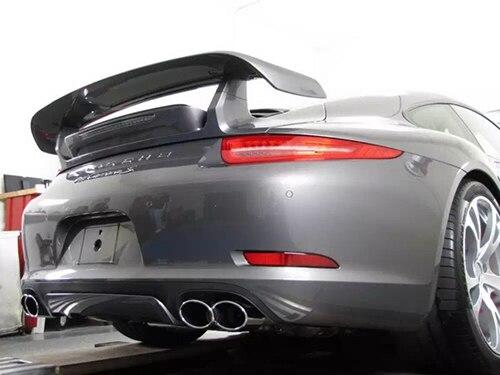 Для Porsche 911 991 TECH-ART стиль спойлер ремонт