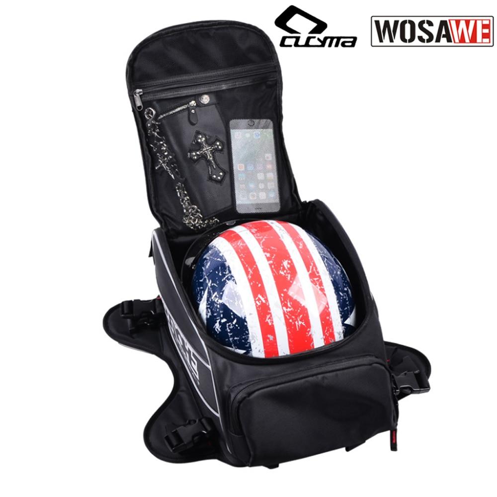 Магнит для мотоциклистов Menat, сумки для топливного бака, водонепроницаемая сумка для мотоциклетного шлема, сумки для мотокросса, путешестви...