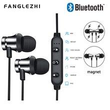 Wireless Headphone Bluetooth Earphone For Smart Phone Neckband Sport Auriculare CSR for