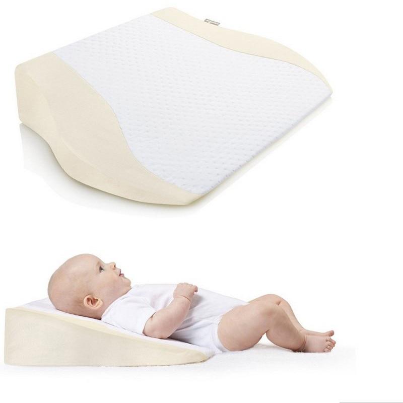 Babymoov Cosymat -15 Degree Crib/cot Wedge Baby Sleep Positioning Pillow & nursing Pillow & Pad Free ship babymoov