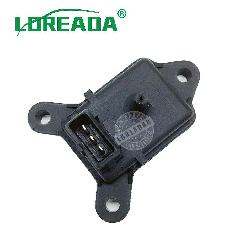 LOREADA Map Pressure Sensor For FIAT PANDA TIPO CINQUECENTO CROMA TEMPRA DUCATO BRAVA OEM