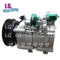 For Car Hyundai Kia Air Conditioner Compressor 5PK 12V 114MM DIAMETER HS18 AC A/C Compressor