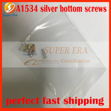 5sets/lot original Brand New Silver lower Bottom cover Case Screws For 12″ Macbook A1534 8pcs/Lot early 2015year