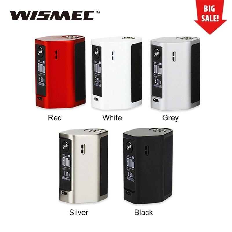 Freiheit WISMEC Reuleaux RXmini MOD Eingebaute 2100 mAh Batterie 80 W Ausgang E Cigeratte RXmini MOD VS RX300 Mod Original