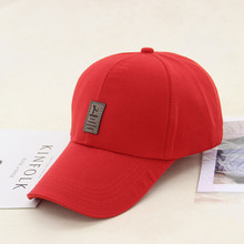 Baseball Cap Fashionable Sports for Men Women Hat Solid 4 Colors Snapback Available High Quality Branded  Mens Caps