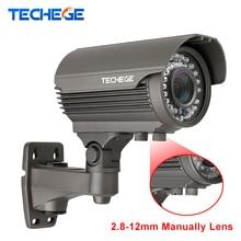 H.265 4.0MP 48V 2.8-12mm Manually Lens Hi3516D wide dynamic Onvif P2P IR Night POE IP Camera Power Over Ethernet Xmeye App Cam