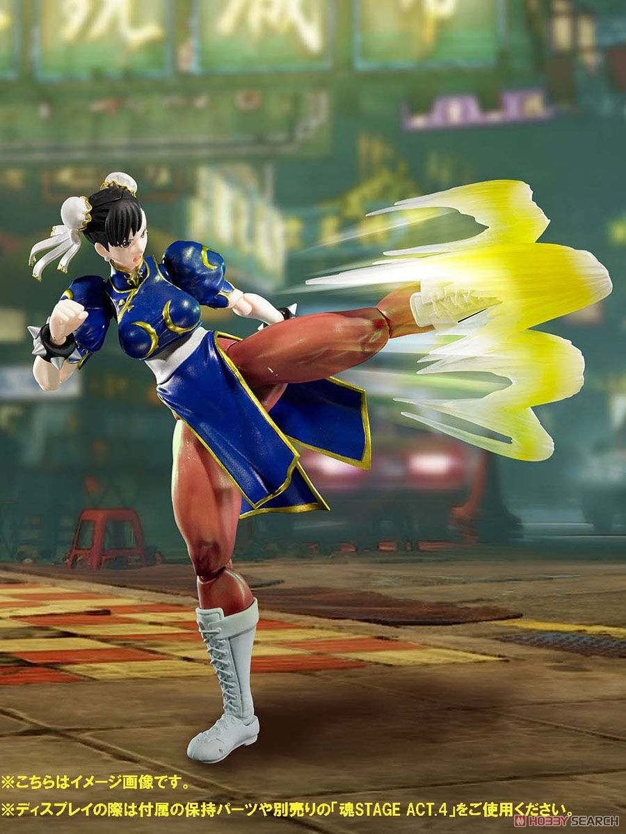 S.H.Figuarts Street Fighter Chunri video Game Character Action Figure игра ultra street fighter iv [playstation 3 русская документация]