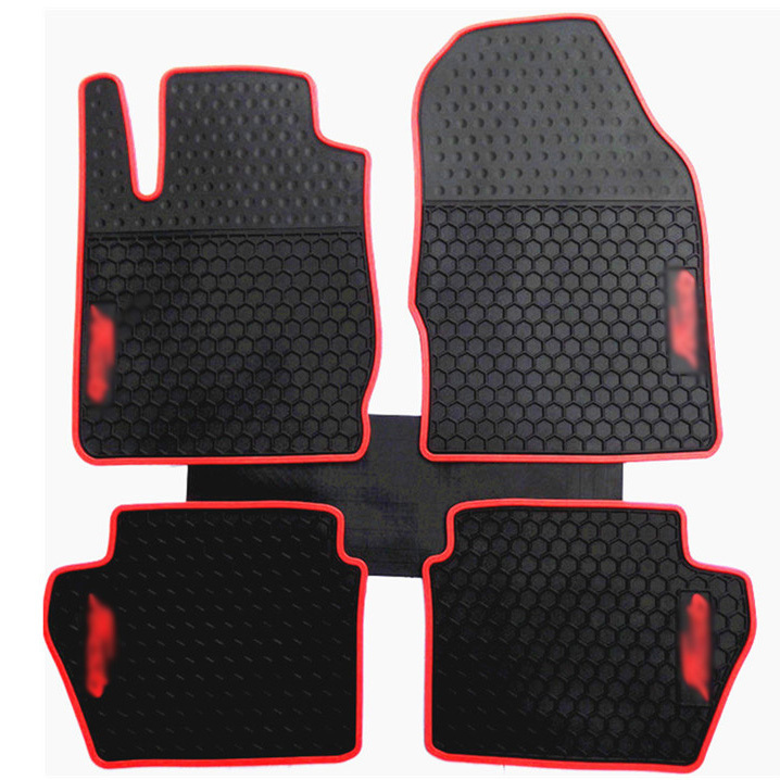 Genuine Dedicated Front Rear Floor Slip Resistant Rubber Mats For Ford Fiesta China Mainland  sc 1 st  Meze Blog & ford ka floor mats u2013 Meze Blog markmcfarlin.com