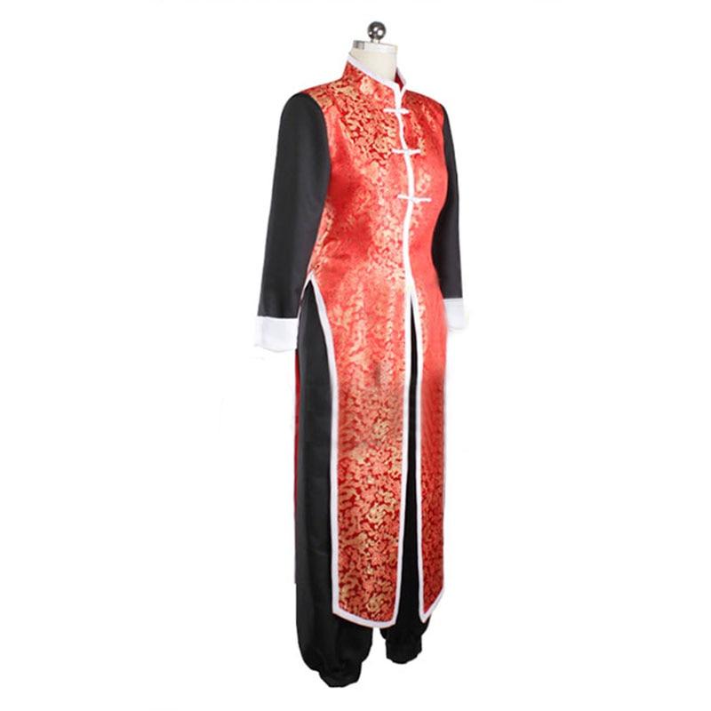 Fate Extra Li Wenshu Cosplay Costume