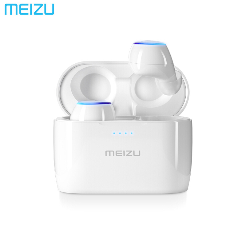 все цены на Original Meizu POP TW50 Dual Wireless Earphones Bluetooth Earphone Sports In-Ear Earbuds Waterproof Headset Wireless Charging онлайн
