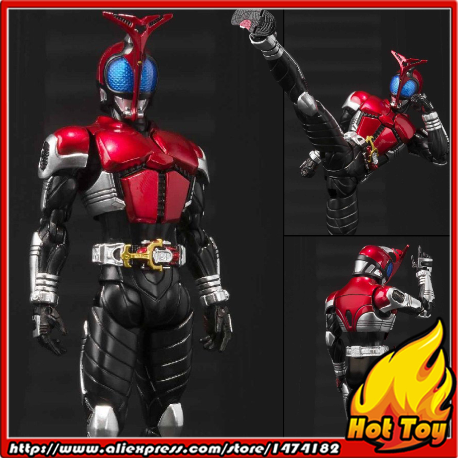 100% Original BANDAI Tamashii Nations S.H.Figuarts (SHF) Action Figure - Kabuto 2.0 from Masked Rider Kabuto