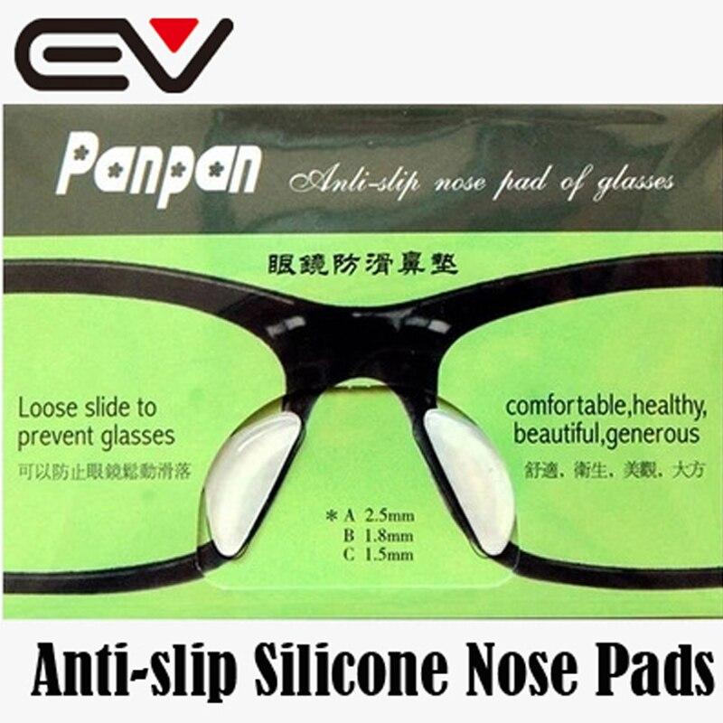 1 paio di pad in silicone per occhiali anti-slip 7pmZWcu
