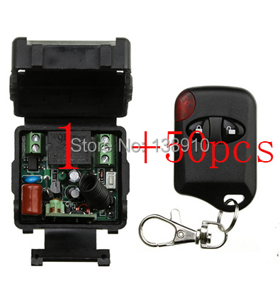 Sell hot latest AC220V 1CH 10A Remote Control Light Switch teleswitch Relay Output Radio Receiver Module