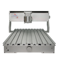 New Arrival 3020 3040 6040 CNC Machine Frame Kit Luxury Wood Milling Router Part With Stepper Motor