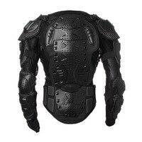 Motocross Dirt Bike Full Body Armour Jacket Chest Shoulder Elbow S/M/L/XL/XXL/XXXL Plastic Coverage Quad Motorcycle Protect Suit
