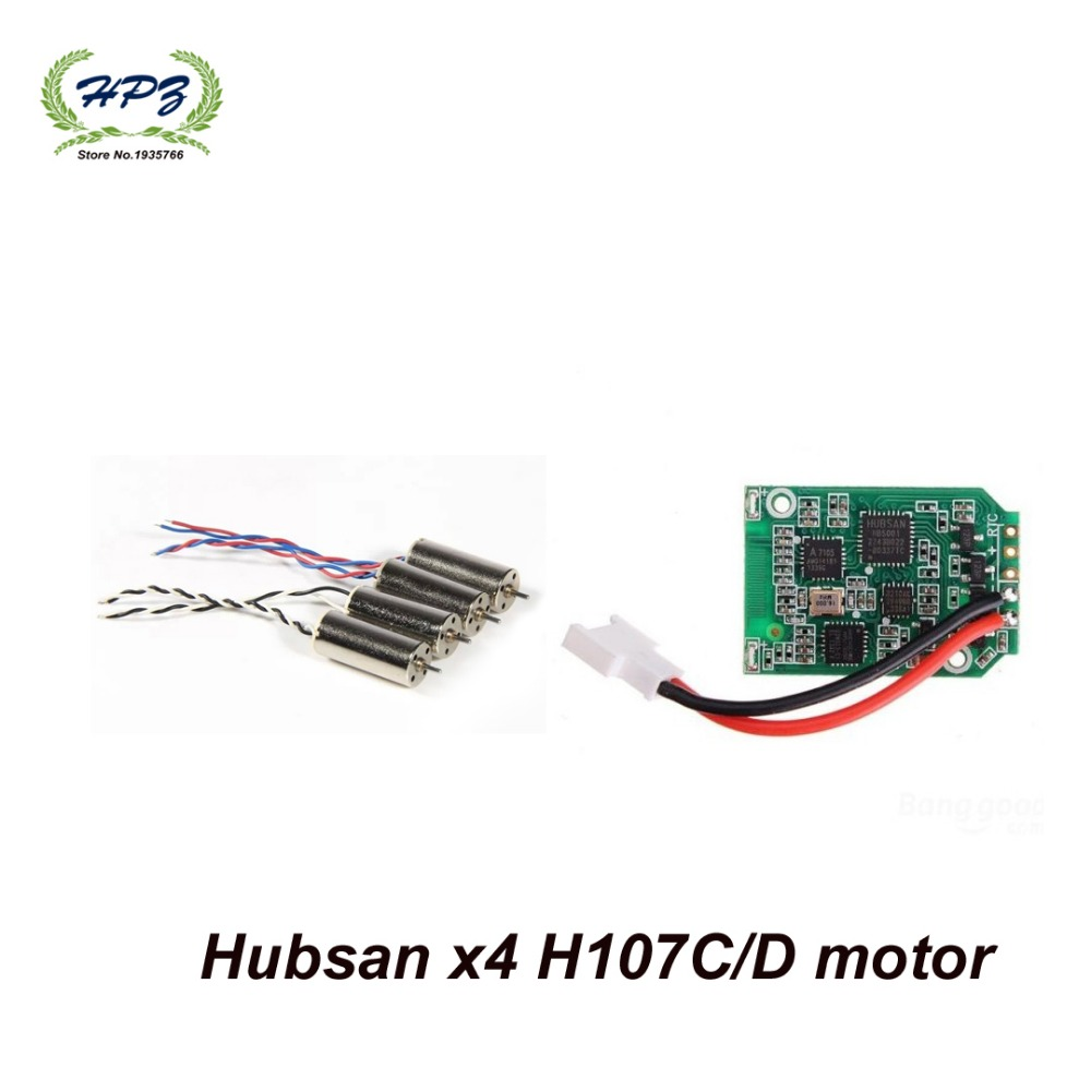 Original Hubsan X4 H107c H107d H107l Rc Quadcopter Parts Main Helicopter Cx 20 Receiver Pcb Circuit Board Cheerson Receiving Plate Motor2cw 2ccw In Accessories From Toys Hobbies On