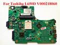 Для Toshiba L650 L650D V000218060 Материнской Платы Ноутбука 6050A2333201-MB-A02 100% Тестирование Быстрый Корабль
