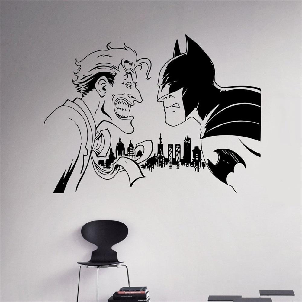 Achetez en gros joker sticker en ligne des grossistes - Le joker dessin ...