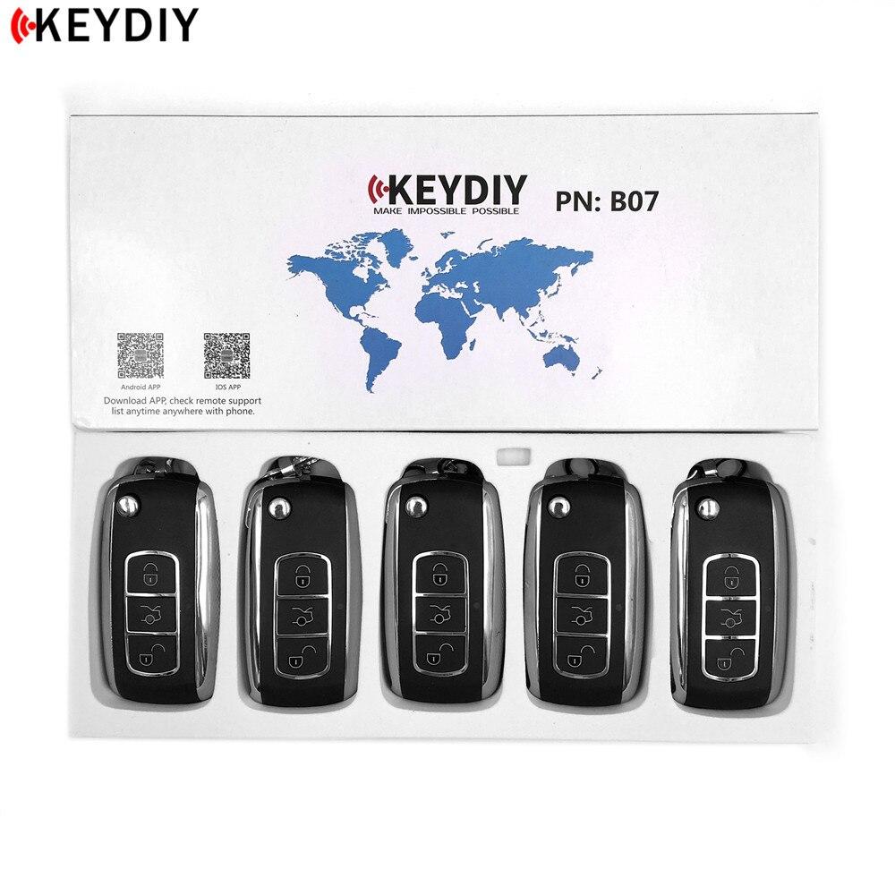 5pcs lot Best Price KEYDIY KD B07 For KD900 KD MINI URG200 KD X2 Key Programmer