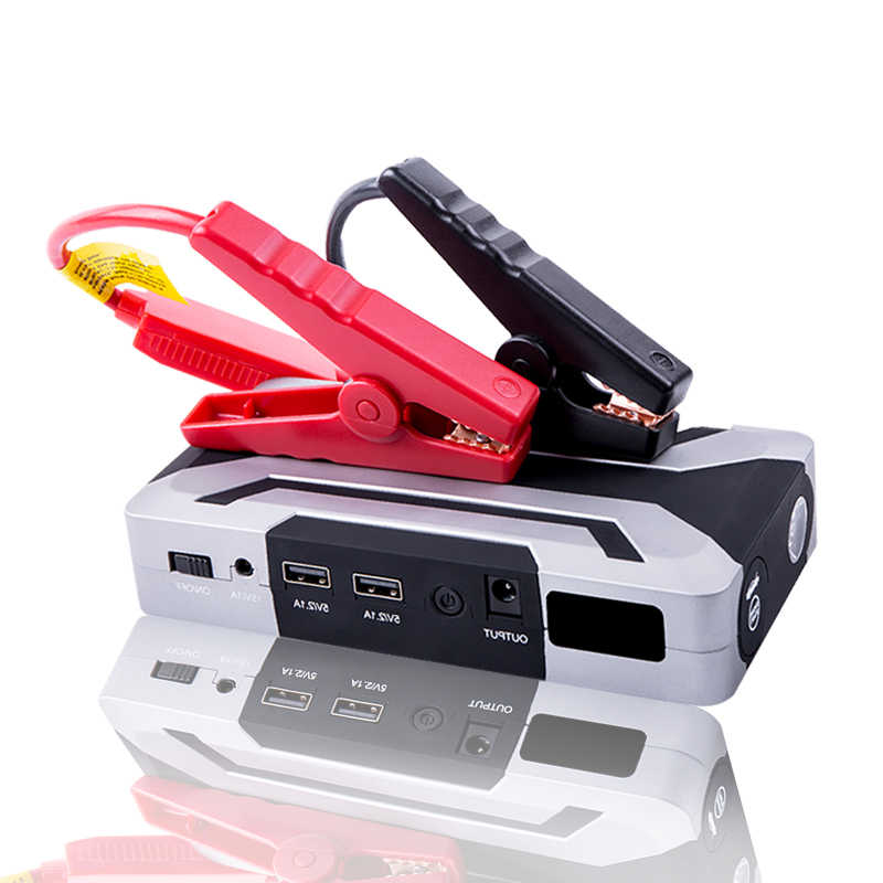 Car Jump Starter for Petrol Diesel Car Charger Start Jumper Car Battery Booster Starting Device