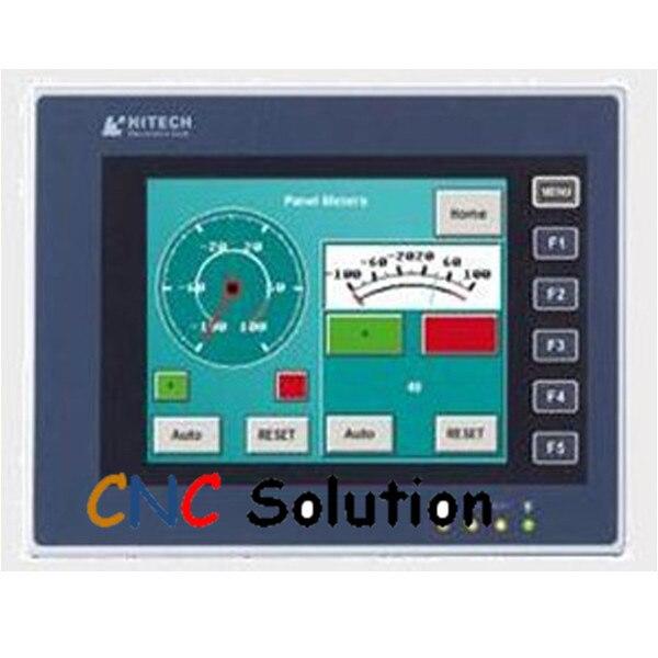 PWS6600T-S 5.7 inch HITECH HMI Touch Screen panel Human Machine Interface New in box pws6a00t p hitech hmi touch screen 10 4 inch 640x480 new in box