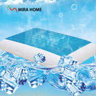 MIRA HOME Quality Summer Cool Gel Pillow With Cool Pad, Summer Cool Cooling Gel Memory Foam Pillow